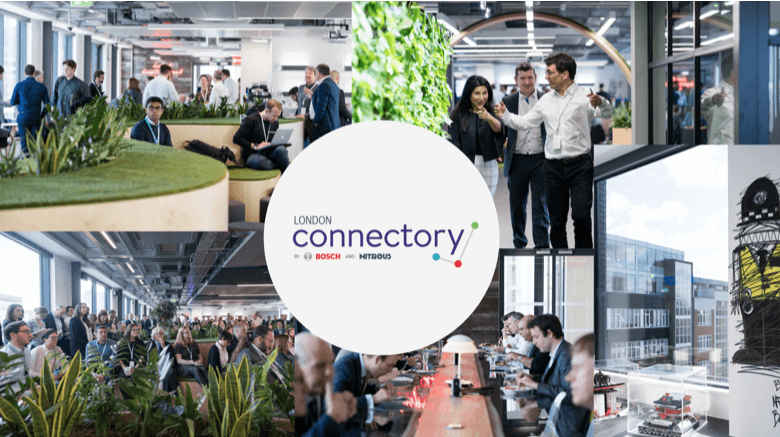 Incube Bosch London Connectory Case Study